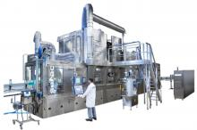 Serac presently proposes a wide range of packaging sterilization